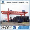 45T Electric Mobile Port Container Lifting Crane