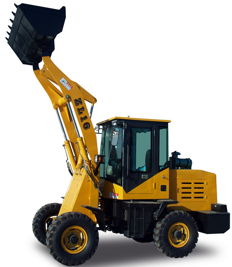 Wheel Loader With Side Dump Bucket Small Garden Tractor Loader Buy Small Garden Tractor