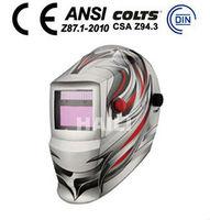 Solar Power Auto-Darkening Welding Helmet(WH-323)