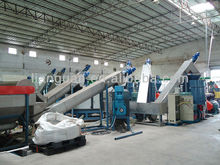 pet bottle scrap recycling line