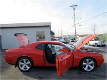 Vehicle Specifics for 2008 Dodge Challenger 2dr Cpe SRT8