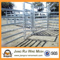 heavy duty ganado tubo de corral paneles