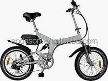 High Grade Full Aluminium Alloy/ OEM DIY folding electric bike for china suppliers/Aodeson TZ201