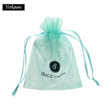 High Quality Custom Organza bag, organza pouch, large organza bag