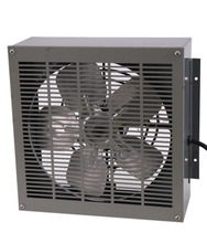 McLean 1RB100 1550RPM 1/37HP 115V 50/60Hz 1.1A Thermal Box Fan S-1668 NO FILTER