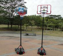wholesale Adjustable Portable Mini basketball stand Arcade basketball net