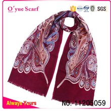 Muffler Yarn General Lovers Wool Scarf