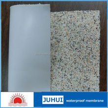 Excellent tensile strength roof TPO waterproofing system membrane
