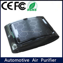 Relief hot air in car and feel fresh in summer