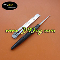 Best price Lishi HU66(1) VW lock pick tool for key hu66 hu66 lock pick tool lishi hu66 key with original and copy one is 7.5/pc
