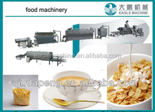Suppliers of Automatic Corn Flakes production line, breakfast grain processing machine Manufacture Plants