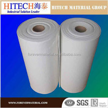 thermal insulation material ceramic fiber paper for Glass furnace sealing