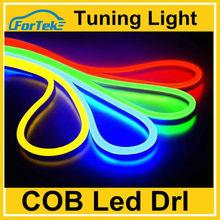 coche conducido luz tuning flexibloe led luz de marcha diurna mejor proveedor de china
