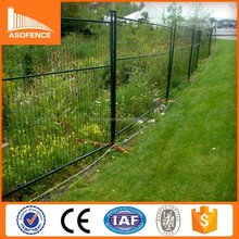 Canadian products temporary fence panel temporary fence base