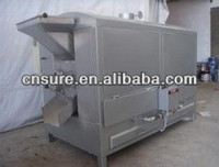 Gas Heating type Peanut Beans Groundnuts Monkey Nuts Nuts Melon Seed Cashew Roasting Machine Roaster