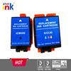 Zhuhai printer accessories compatible ink cartridge for epson ICBK82 / ICCL82