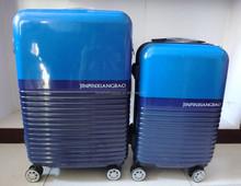"ABS+PC Luggage Zipper suitcase 3 pcs set trolley case bag 20"" 24"" 28"""