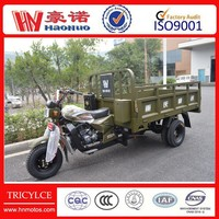 five tires with hydraulic pressure hopper tricycle