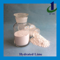 white powder Hydrated Lime for Making Steel
