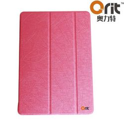 best quality flip leather cover case for ipad air 2 smart cover for ipad 2 3 4 for ipad mini leather tablet case