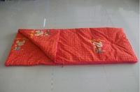 Confortable Cotton sleeping bag Indoor Children sleeping bags