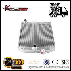 DUAL CORE FULL ALUMINUM RACING 2-ROW RADIATOR 92-00 DEL SOL/INTEGRA