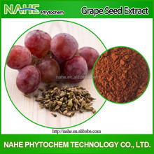 Antioxidant activity pure natural grape seed extract