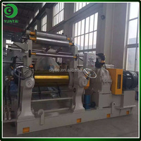 X(S)K-400 Rubber Two Roll Mill