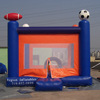 2016 creative basketball bounce houses, inflatables, inflatable bouncers, inflatable slides with discount and free shipping