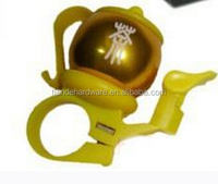 hebei hot sale teapot shape bicycle bell/ Chinese teapot style Bell Cycling Sport Bike