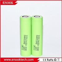 Free sample Samsung ICR 18650 30B 3.7V high capacity rechargeable li-ion battery for e-cig Mechanical Mod