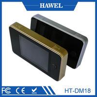 New Arrival Hawel peephole viewer camera