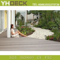 Factory supply cheap composite decking material