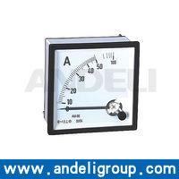 AC/DC analog voltmeter 670 Panel Meter