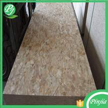 Linyi cheap wholesale OSB board 1220*2440mm 9mm 6mm with competitive price in sale
