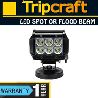 super brightness led light bar,18w led bar spot flood combo ,4 inch single row led work light bar