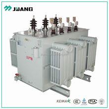 500 kva 11KV 22KV 33KV potential three phase electrical installation amorphous metal oil type power distribution transformer