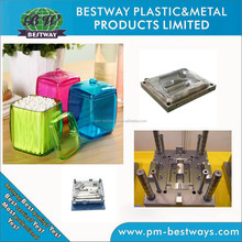 customized plastic cotton bud box