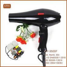 original 2300W high power hair dryer blower for the Russian market