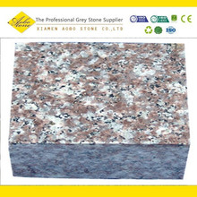 G687 cheap patio paver stones for sale ,Peach red granite pavers
