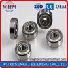 Carbon Steel Stepper Motor Deep Groove Ball Bearing 633