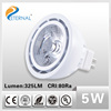 CE ROHS approved 5w mr16 led scope mounted spotlight