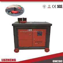 Voltage 220/380V Dia 4-28mm GW28 various angles iron stirrup bending facility