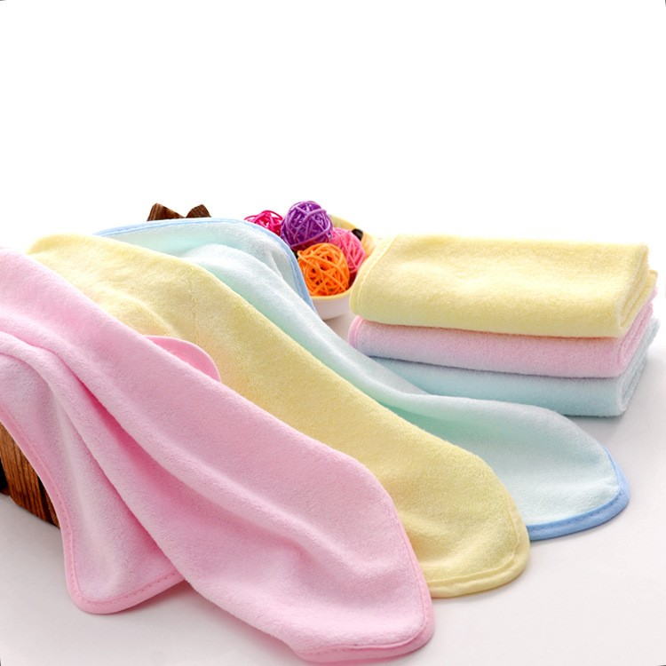 Alibaba China Wholesale 100% Bamboo Small Face Towel