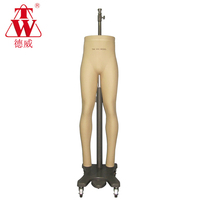 Eco friendly italy man size m lower half body male from mannequin