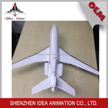 Hot-selling high quality low price 1:48 adults airplane toys