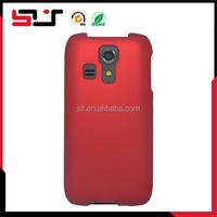 Plastic slim shell cellphone shockproof hard case for kyocera hydro vibe c6725