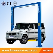 multiple voltage factory-made launch car hoist T8234S with CE 4000KG capacity to repair cars MOQ 1set