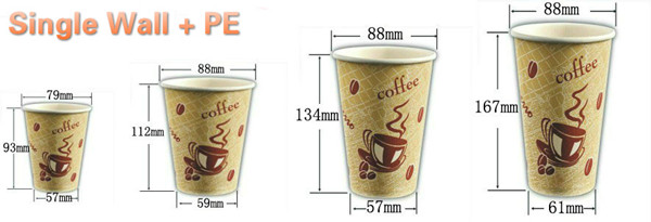 Cardboard Dixie Coffee Big Size Paper Cup Buy Big Sizes