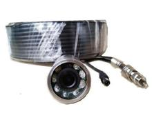 Cheap underwater cctv camera with 20m 50m 60m 100m cable